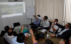 Reunião Autopista Fluminense - Foto José Eduardo Silva