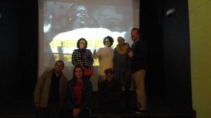 sessao de abertura do circuito cinema  popular brasileiro leonor bianchi
